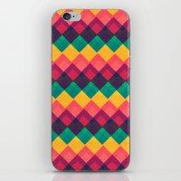 Happy Day Pattern iPhone & iPod Skin