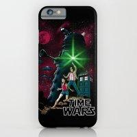 Time Wars iPhone 6 Slim Case