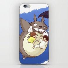 Totoro  iPhone & iPod Skin