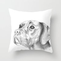 Bella :: By Definition, … Throw Pillow