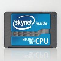 Skynet Inside iPad Case