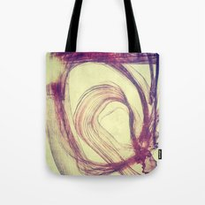 Gasping For Air Tote Bag