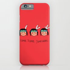 Red Indian Slim Case iPhone 6s