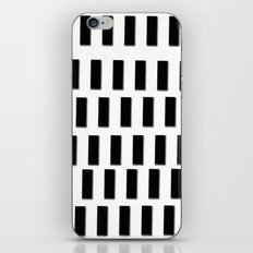 Graphic_Dashed iPhone & iPod Skin