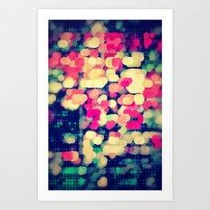 skyrt Art Print