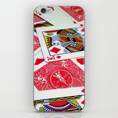 Deck of Cards iPhone & iPod Skin