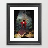The Aristocrat Framed Art Print