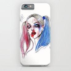 Margot As Harley Quinn F… iPhone 6 Slim Case