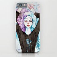 iPhone & iPod Case featuring I See You by Black Fury