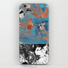 Marble Inversion iPhone & iPod Skin