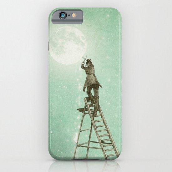 Waning Moon iPhone & iPod Case