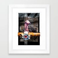 L.S.F.T. Framed Art Print