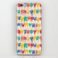 Dancing Murs  iPhone & iPod Skin