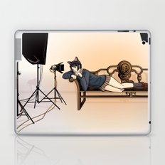 Studio Shoot (Neko Version) Laptop & iPad Skin