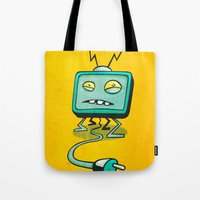 Edna TV Tote Bag