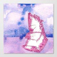 Canvas Print featuring Bear 1 by eefak