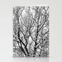 one winterday II Stationery Cards