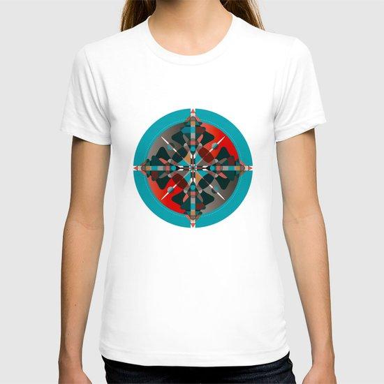 Compass, Palette 2 T-shirt