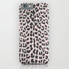 LEO CHEETAH PRINT iPhone 6 Slim Case