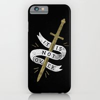 iPhone & iPod Case featuring It Is Not Over by WEAREYAWN