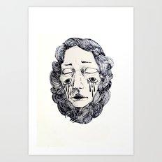 lines I Art Print