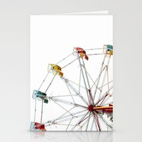 The Thrill Of Summer Stationery Cards