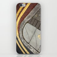 Kerb Curves iPhone & iPod Skin