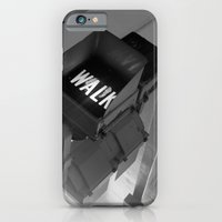 iPhone & iPod Case featuring Walk by Ka11DNA