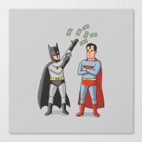 Super Rich Canvas Print