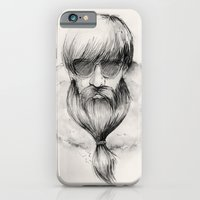 homeless hipster iPhone 6 Slim Case