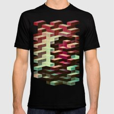 bryck SMALL Mens Fitted Tee Black