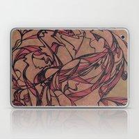 Autumn Dance Laptop & iPad Skin
