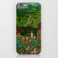 Mountains in Romania iPhone 6 Slim Case