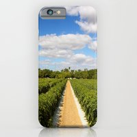 Tomato Fields  iPhone 6 Slim Case