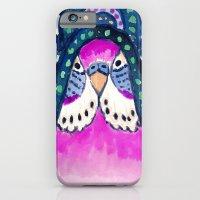 Aboriginal Budgie iPhone 6 Slim Case