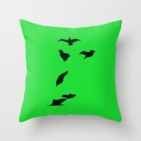 The freeing Throw Pillow