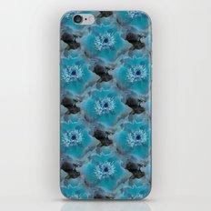 Blueish iPhone & iPod Skin