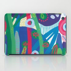Secret garden I  iPad Case