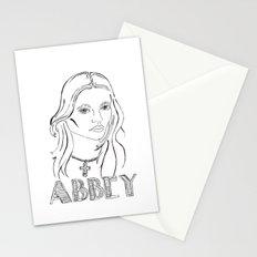 Abbey Stationery Cards