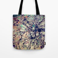 Colorful Tree Loves You … Tote Bag