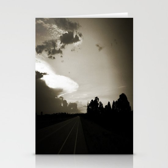 Almost Home Stationery Card
