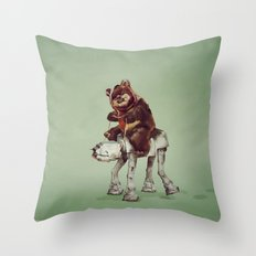 Star Wars Buddies 2 Throw Pillow