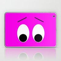 I is Shocked Laptop & iPad Skin