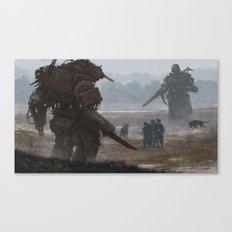 17.IX Canvas Print