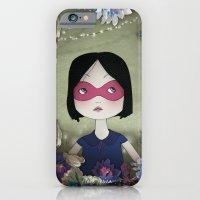 Haut Les Masques iPhone 6 Slim Case