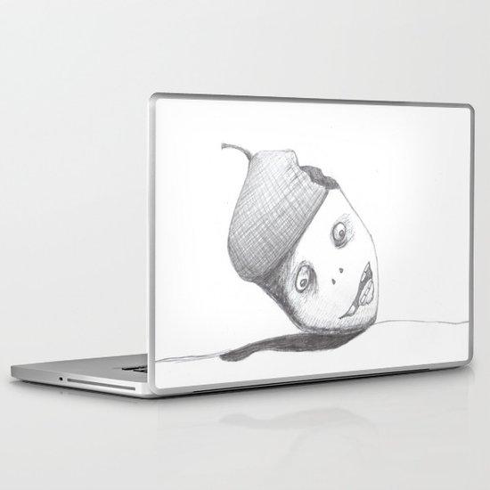Zombie Acorn Laptop & iPad Skin
