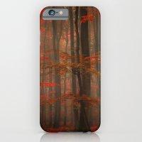 Enchanting Red iPhone 6 Slim Case