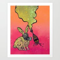 The Cutest Apocalypse Ev… Art Print