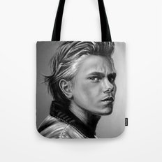 + The Wolf + Tote Bag