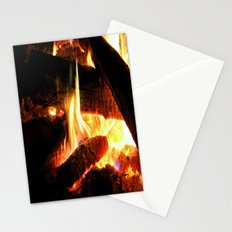 Why Should The Fire Die? Stationery Cards